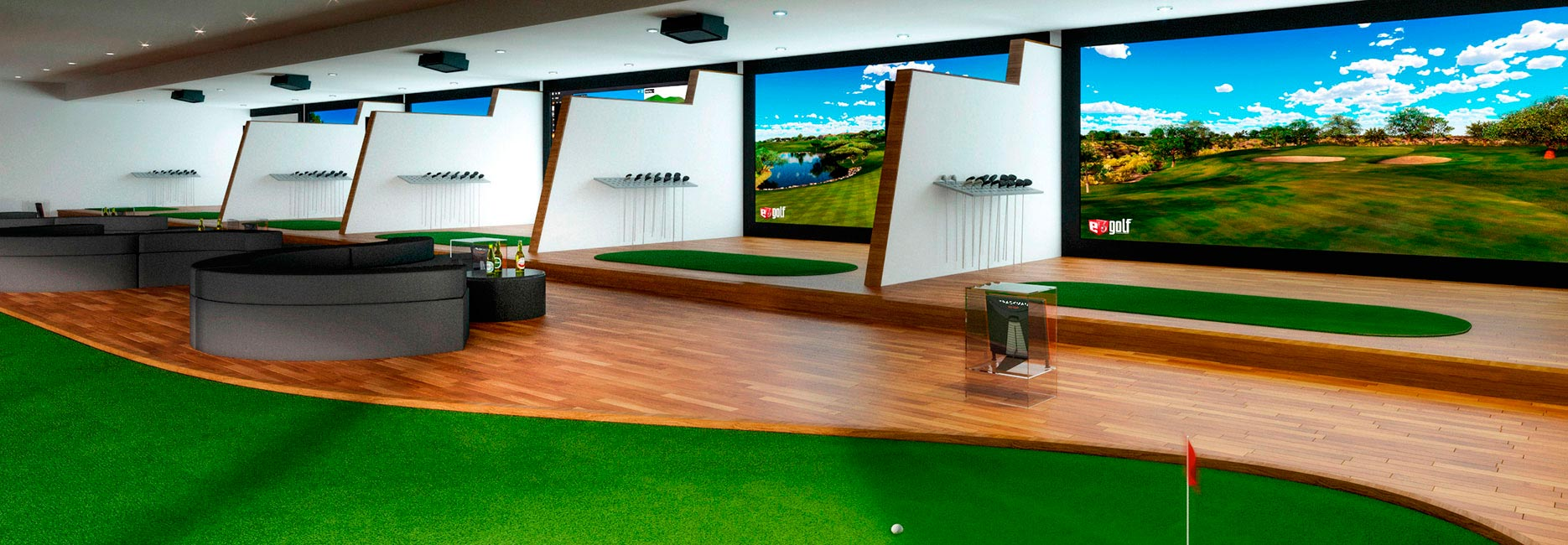 Golf Simulator For Sale >> How Much Does A Golf Simulator Cost And Is It Worth It Hombre
