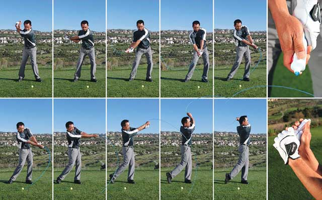 How To Swing A Golf Club >> Basic Body Action Any Beginner Golfer Should Learn First