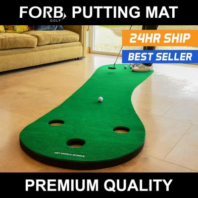FORB Home 10Ft best indoor putting mat