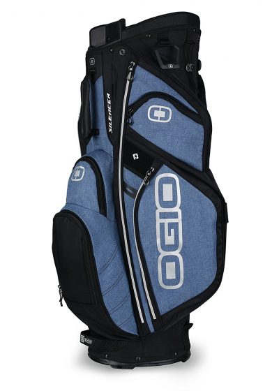 ogio golf stand bags 2018 Silencer in blue