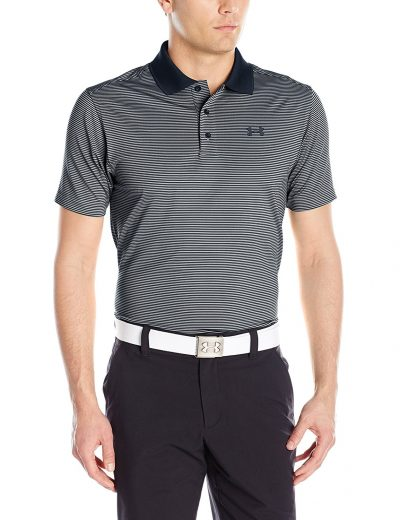 Release grey polo by Under Armor