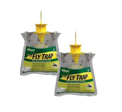 Rescue! FTD Fly Trap