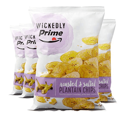 Wickedly Prime Plantain Chips