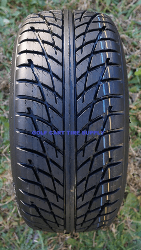 """Golf Cart Tire Supply 10"""" front view"""