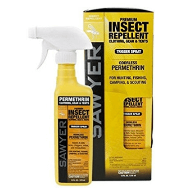 Sawyer Clothing Insect Repellent
