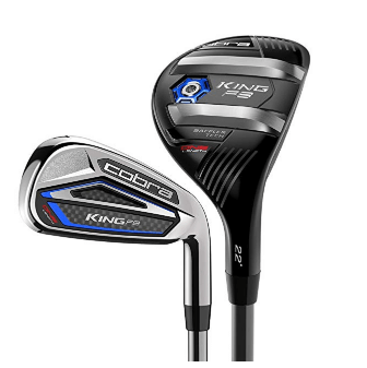 Cobra King F8 Combo Set are the best senior golf clubs
