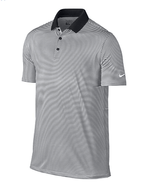 Nike Dry Victory Stripe Polo best golf clothes