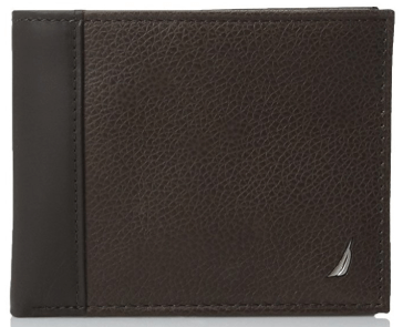 Nautica Milled Leather