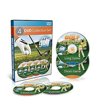 Best Instructional Golf Videos- Learn Basic Swing with Lessons