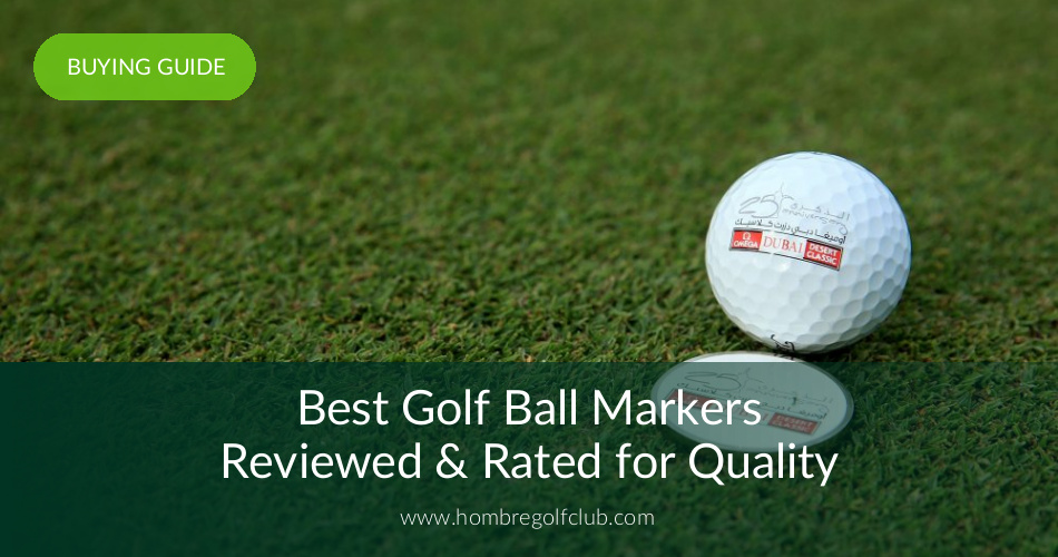 3e80f989b 10 Best Golf Ball Markers Reviewed in 2019 | Hombre Golf Club